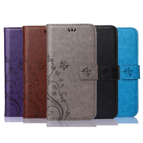 Flip Kover Pro 97 Retro Luxury Leather Wallet Shell luxury retro flip for doogee homtom ht3 pro pu leather soft silicon wallet cover for