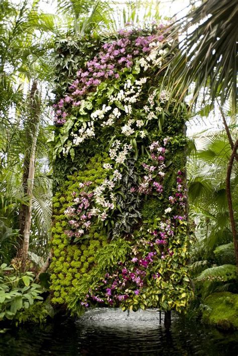 17 best images about spectacular vertical gardens on