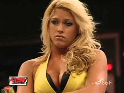 womens wrestling ecw kelly kelly vs ariel 2   sport intensity