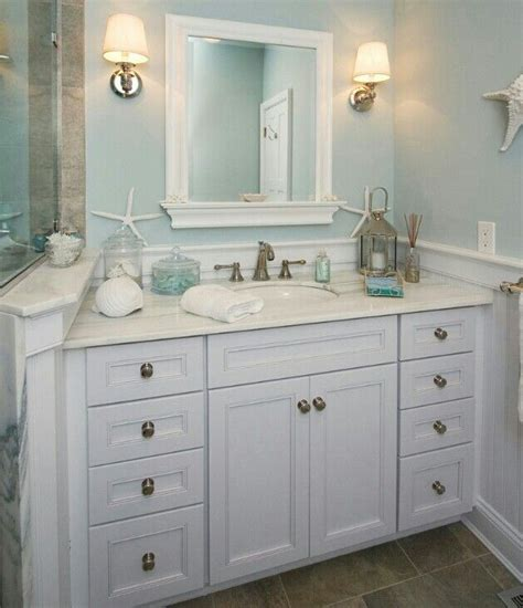 bathroom beach themed bathroom mirrors kraisee with regard best 20 beach themed bathrooms ideas on pinterest beach