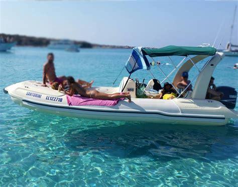 small boat hire santorini mahimos boat hire latchi paphos