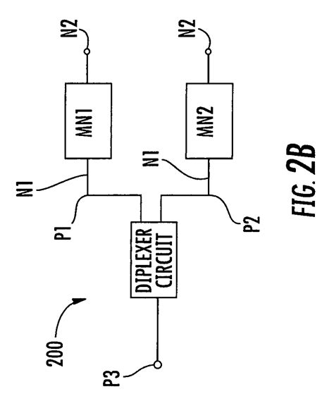 tunable capacitor network patent us7907033 tunable impedance matching networks and tunable diplexer matching systems