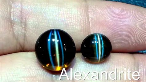 Alexandrite Cats Eye Chrysoberyl alexandrite chrysoberyl cat s eye