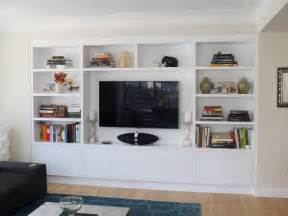 Modern Wall Units by White Wall Units Neutral Color For Your Wall Modern