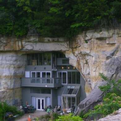 Sleeper Family Cave House by Cave House Missouri At 15 000 Square This Luxurious