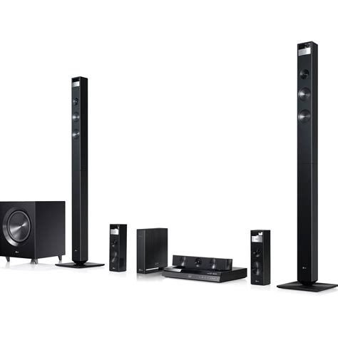 lg bh9420pw 3d home theater system bh9420pw b h photo