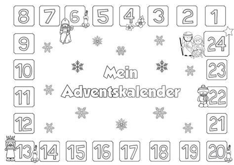 Adventskalender Für Erwachsene Selber Basteln 5948 by Die Besten 25 Bilder Zum Ausmalen Ideen Auf