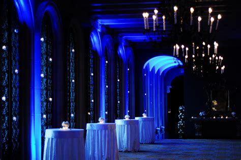 light themed events holiday parties fort worth club events