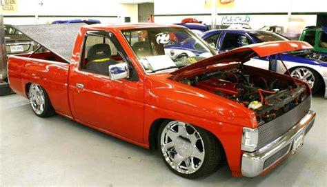 nissan truck 90s custom 1990 nissan lowrider sport truck
