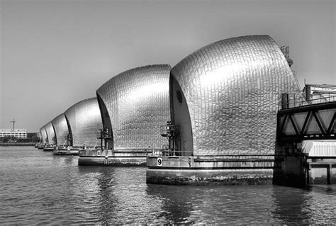 Thames Barrier Used | thames barrier 15th april 2015 by r p m flickr