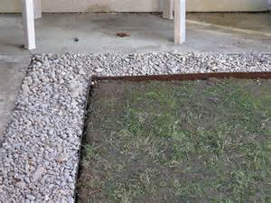 Landscape Edging With Drainage Diy Plumbing Repair And How To Projects For Bathrooms And