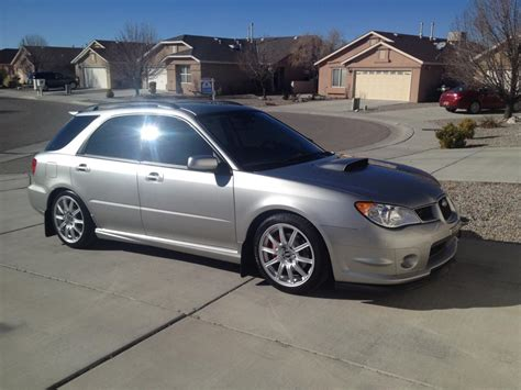 for sale 2007 subaru wrx limited wagon truestreetcars