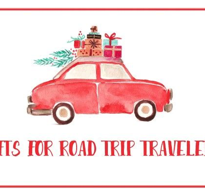 four essential road trip bags (and what to put in them