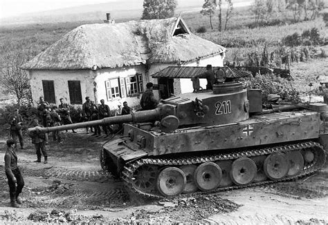 world war ii battles zoo tiger in belgorod south face of battle of kursk 1943 wwii axis tigers and ww2
