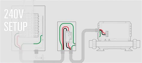 wiring two speed spa intermatic timer motor
