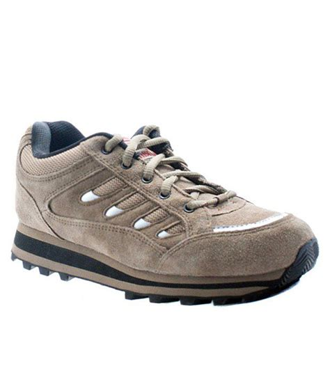 lakhani brown leather sport shoes price in india buy