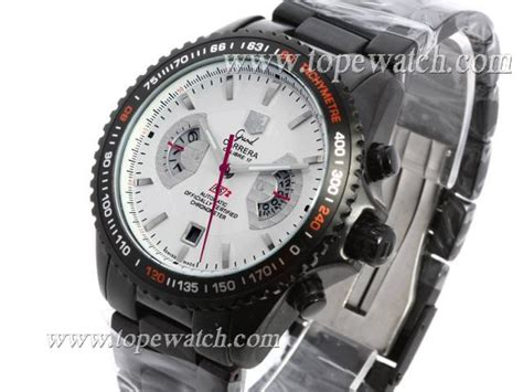 Tagheuer Grand Calibre 17 Rs2 30 tag heuer grand calibre 17 rs2 automatic pvd with white replica