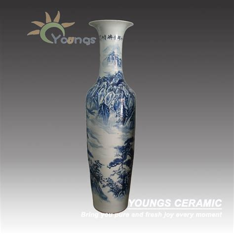 2 meters feet 2 2 meter and 6 feet tall hand painted large chinese