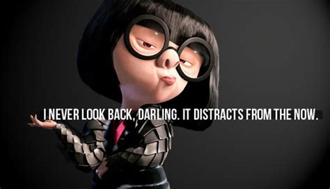 Edna Meme - life lessons from disney pixar movies rebeccanicholeratliff