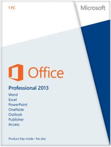 Purchase Microsoft Office 2013 by En Emea L Office 2013 Pro Esd Aaa 02775 Jpg