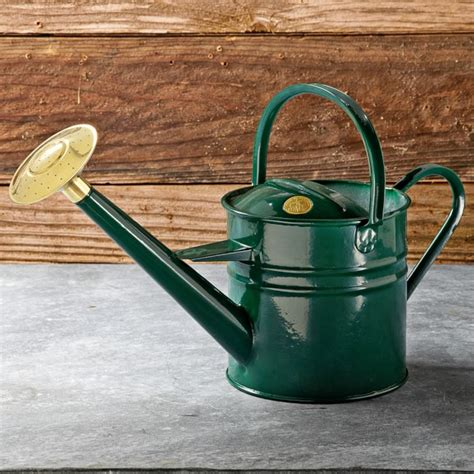 Gardeners Supply Watering Can Haws Traditional Watering Can Williams Sonoma