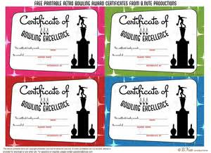 bowling certificate template free bnute productions free printable bowling award certificates