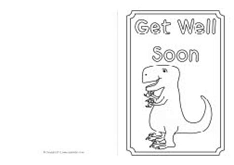 get well soon card template free get well soon card colouring templates sb8890 sparklebox
