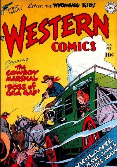 Westerns Graphic Novels Comics Books Western Comics Volume Comic Vine