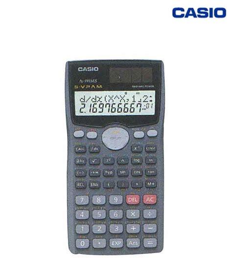 calculator online casio casio scientific calculator fx 991ms buy online best