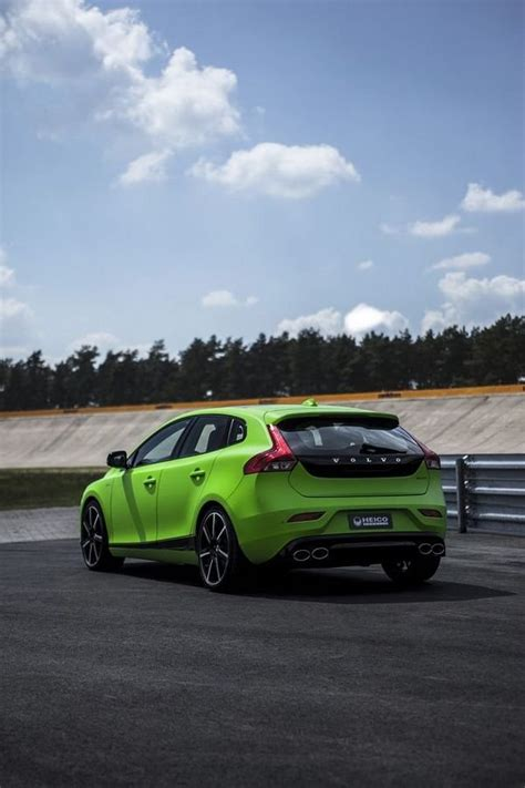 heico sportiv volvo   hpc car review  top speed