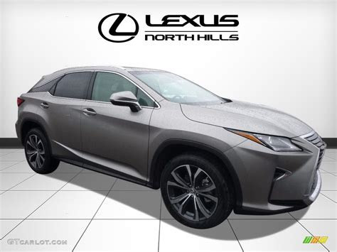 lexus rx 350 atomic 2017 atomic silver lexus rx 350 awd 118260962 photo 2