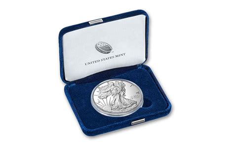 1 Oz Silver One Dollar 2016 by American Eagle 2016 One Ounce Silver Proof Coin Govmint
