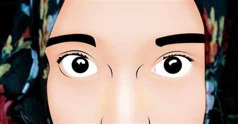 membuat wajah anak cara membuat wajah kartun sederhana di corel draw