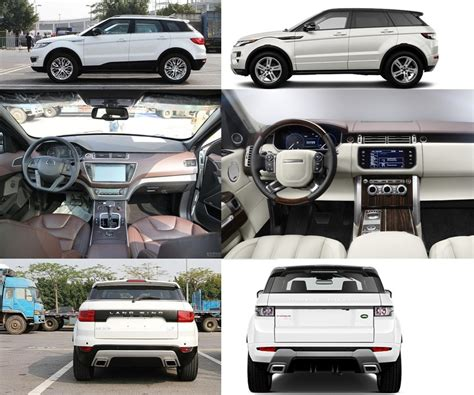 land wind interior awkward range rover evoque and landwind x7 collide the