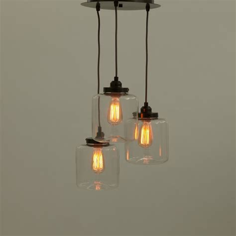 Jar Pendant Lighting Fixer Inspired Modern Farmhouse Kitchen Lights Kristen Hewitt