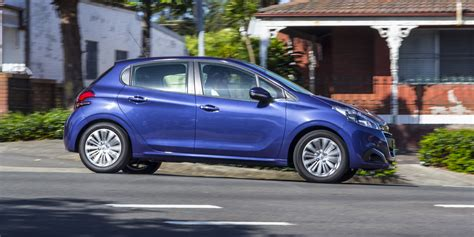 peugeot 208 sedan 2016 peugeot 208 active review caradvice