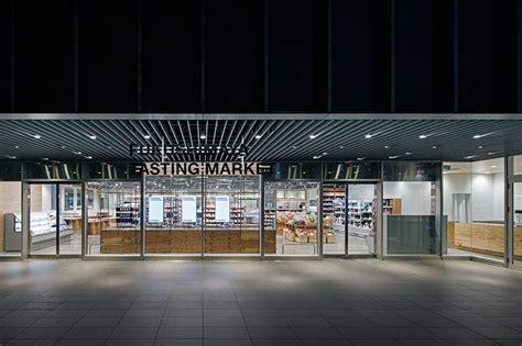 designboom market schemata architects reinvent grocery shopping for