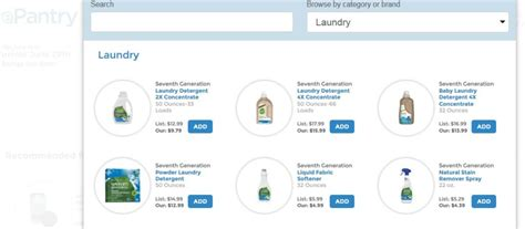 E Pantry by How To Get Eco Friendly Household Items For Free 10 Credit Here Organic Deal