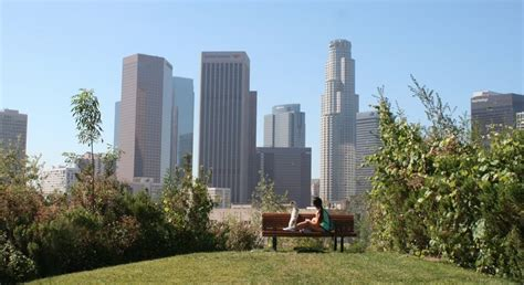 Vista Hermosa Park in Los Angeles (Echo Park Adjacent)