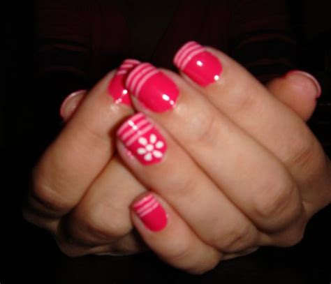 Nail Design Ideas by Easy Nail Design Ideas Easy Nail Design Ideas Step By Step
