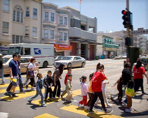 Crosswalks Sf Better Streets