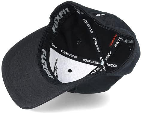 Astar Alpinestar astar logo black black flexfit alpinestars