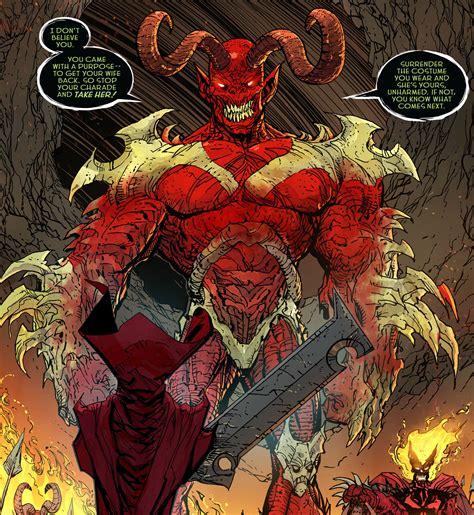 satan spawn image comics database fandom powered by