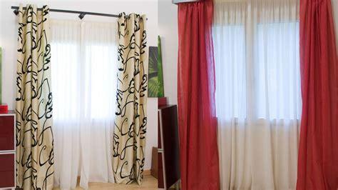barras para colgar cortinas como colgar unas cortinas amazing como colgar las
