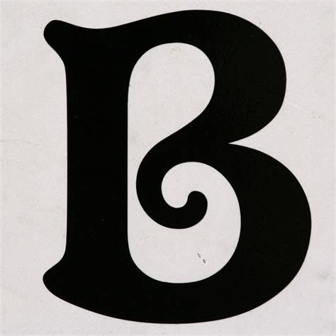the b letter b leo reynolds flickr