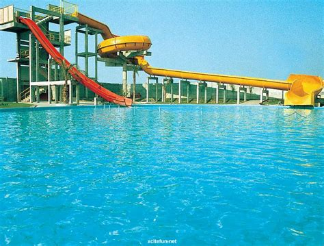 Water Park Sozo Park Lahore Images Gallery Swimming Pool Park