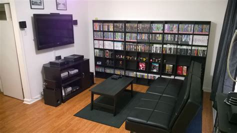 living room games my gaming living room 1 7 15 game rooms video game