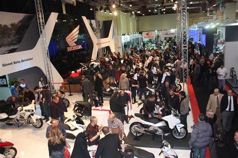 eurasia moto bike expo acildi otomobilist