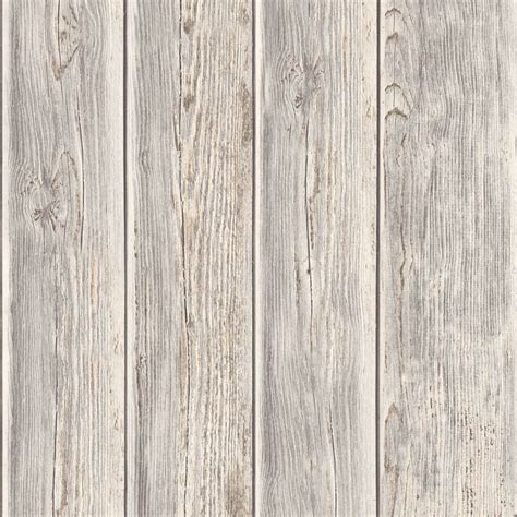 muriva wood panel faux effect wooden beam realistic mural rustic wood faux textured plank panel taupe vinyl feature