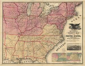 united states map pre civil war genealogy on brick wall busters
